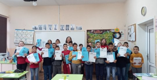 Ignite love for math in Bulgarian students- 21/22