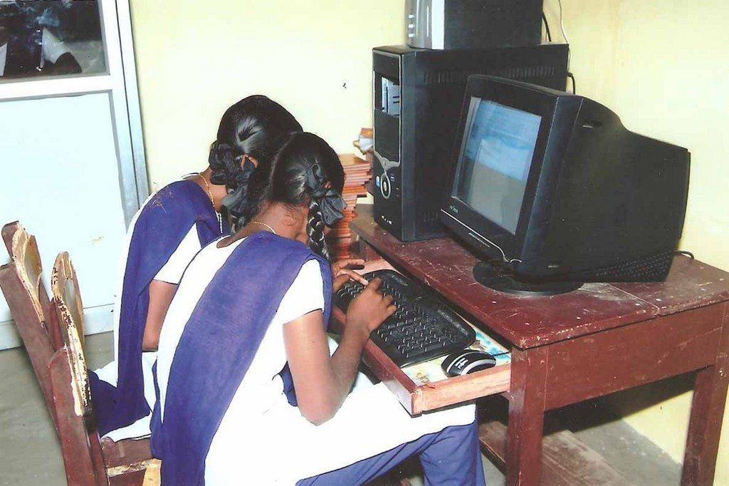 Educate 150 dalit girls in school in India