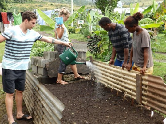 Education and Public Health In Fiji