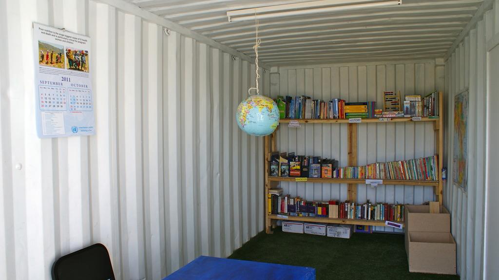 Brand new Literacy Centre