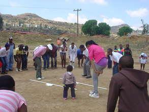 Kick4Life Educational Activities
