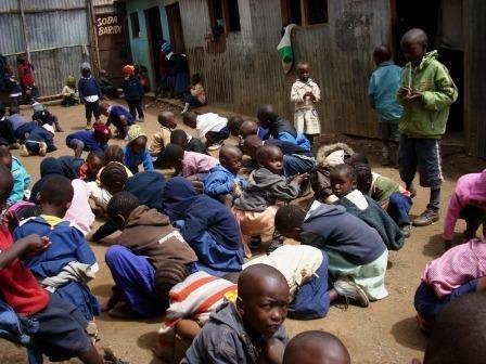 Help Feed 120 Orphans in Matopeni Village Nairobi