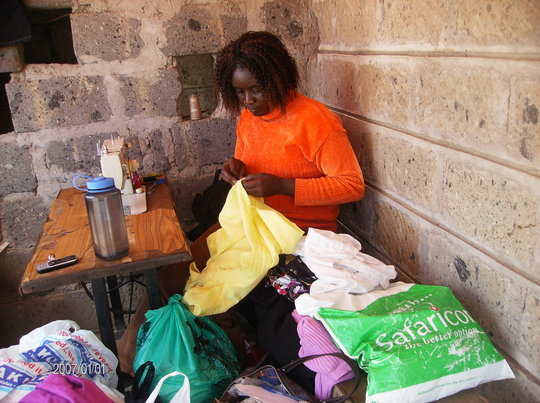 Eradicate povertyto 200 disabled families in Kenya