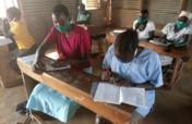 Literacy skills for 200 refugee women and girls