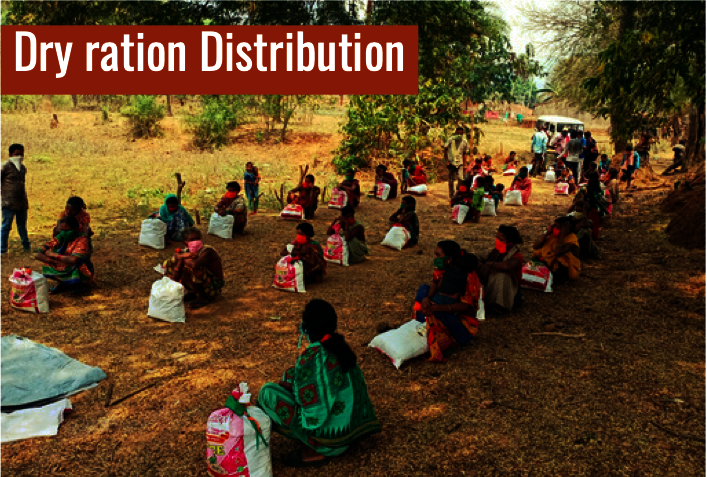 Provide COVID Relief for Families in Rural India.