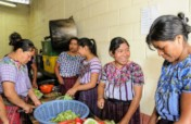 School Lunches Improve Learning for Mayan Children