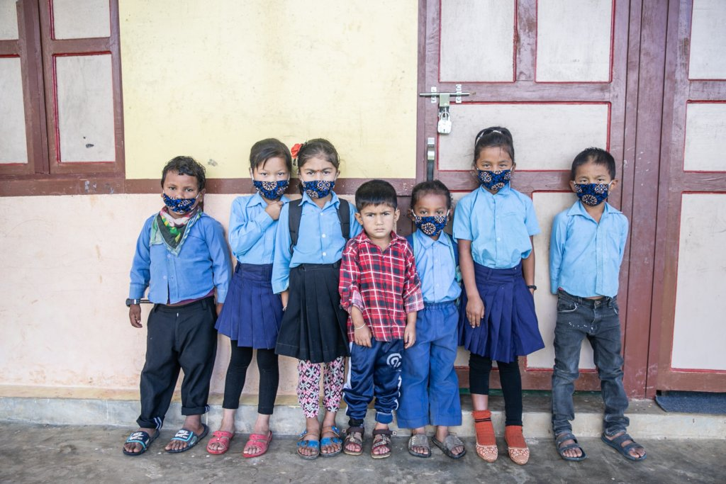 Make Classrooms Safe Again in Remote Nepal