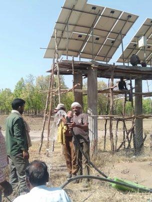 Solar Platform almost ready