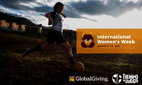 Let it flow! Menstrual hygiene for colombian girls