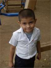 Rishi - another preschool student at Colegio Verbo