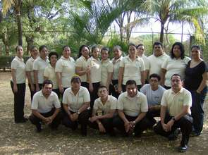 Colegio Verbo teachers for the 2011 school year