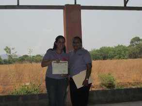 Colegio Verbo Directora Nolvia Morales