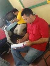 Working on training from Osana Nicaragua!