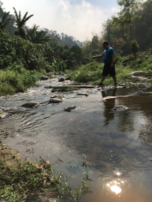 Challenge:  route clean water to nearby villages
