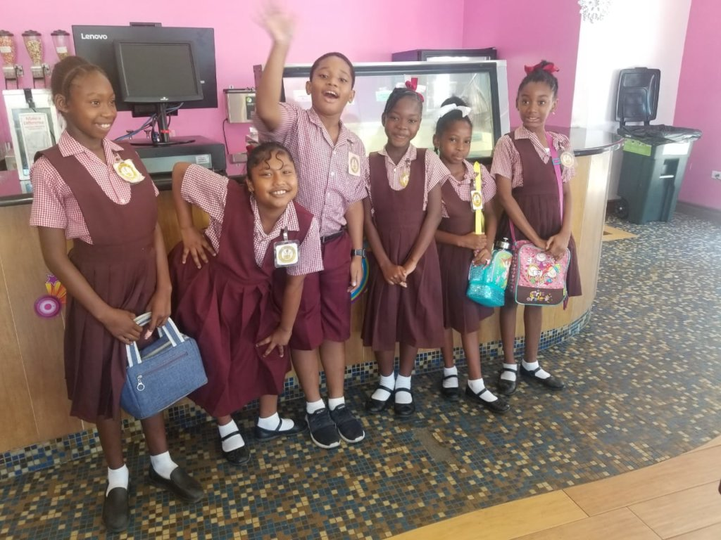 Help Educate 1,100 Students in Kuru Kururu Guyana