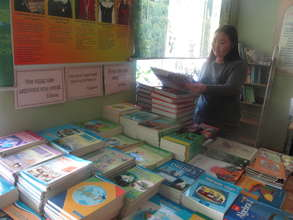 Book distributions