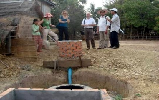 Renewable Energy for 15 Rural Cambodian Families