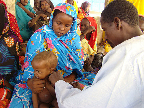 Saving Lives of 1000 Malnourished Children in Chad