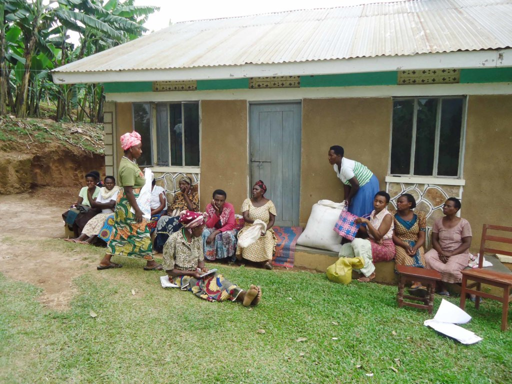 THE SEND A SEED WOMEN'S PROJECT IN UGANDA