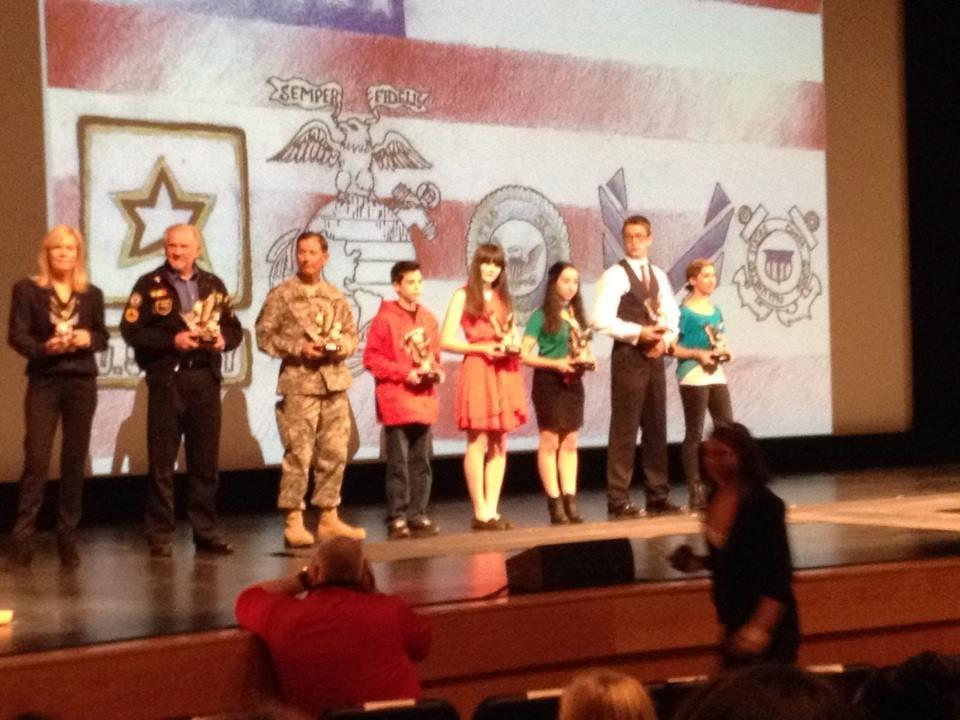 Patriotism award