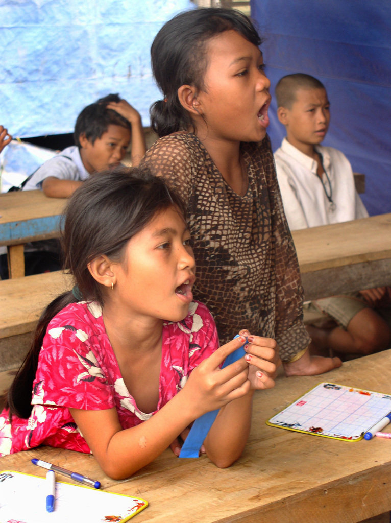 Support Satellite Schools in Cambodia