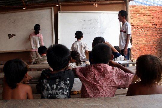 Support Satellite Schools in Cambodia