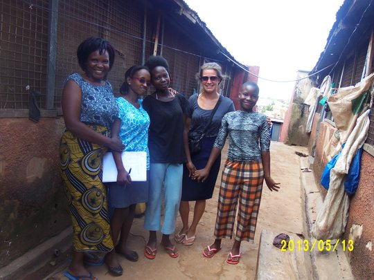 Lifeskills to 50 refugee teen mothers in Kampala