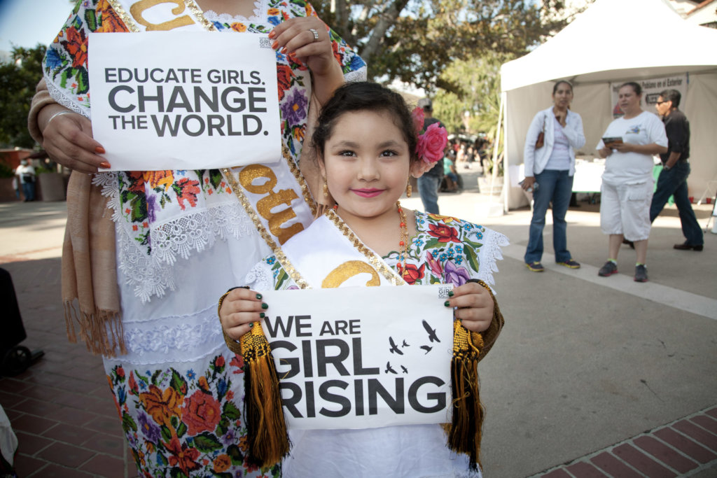 Future Rising: Girls' Education and Climate Change
