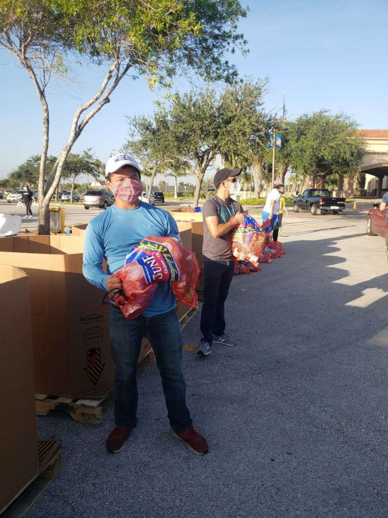 United Against Hunger in the Rio Grande Valley