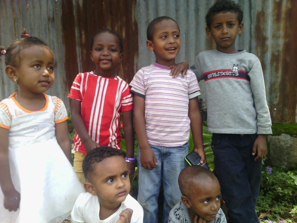 Support and Educate  Orphan children in Ethiopia