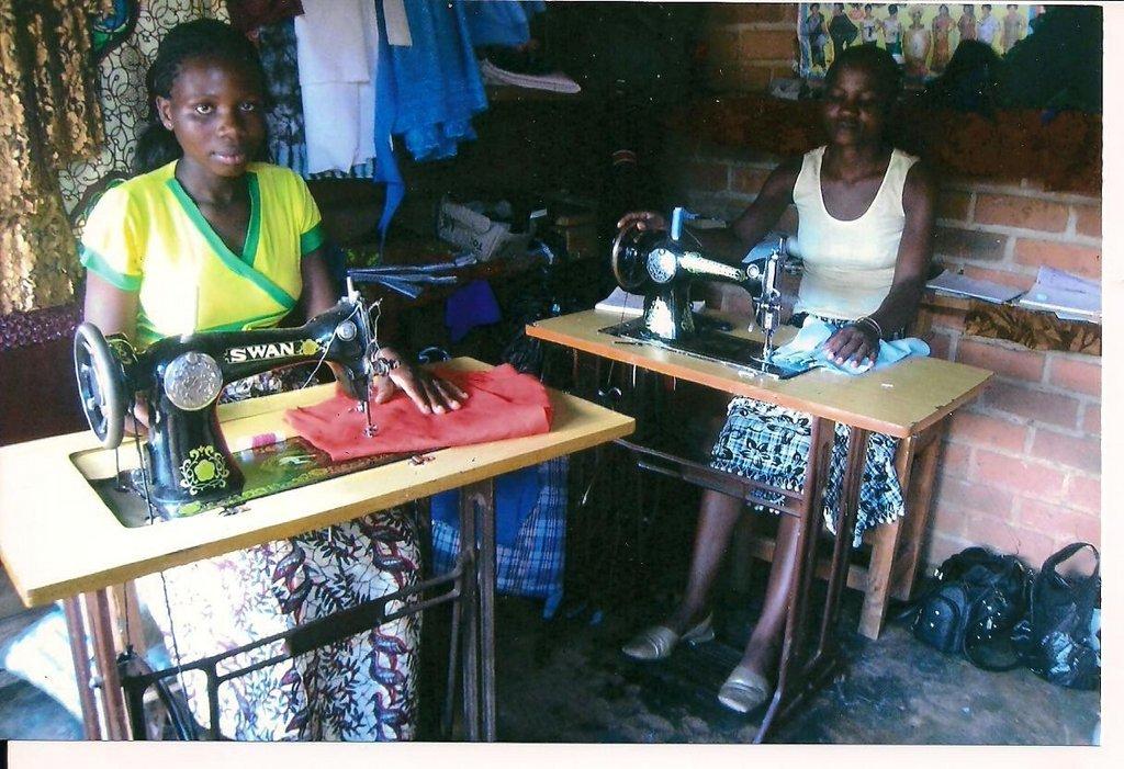 Help Vulnerable Malawi Women Start Sewing Business