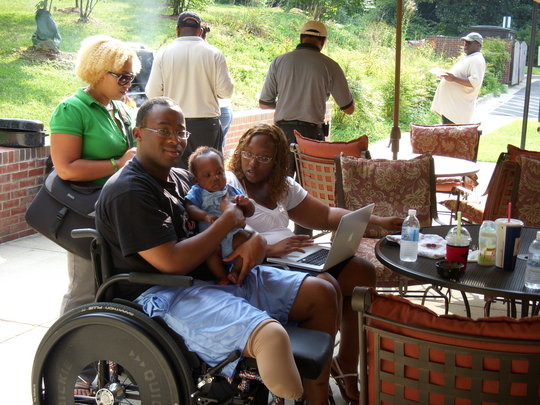 Caregiver Training for Wounded Veterans' Families