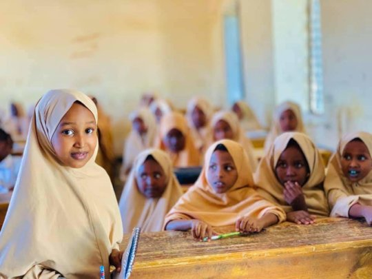 Poor Orphan Girls Education Project