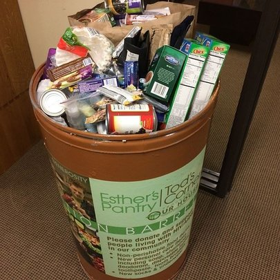 Food & Personal Care Donations