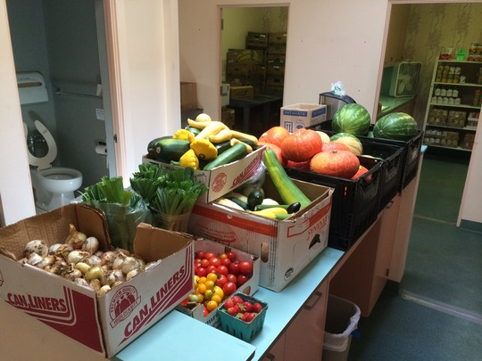 Supplemental Food for People Living with HIV/AIDS