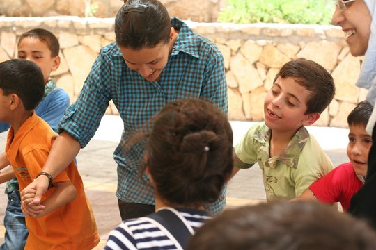 Support Community Development Interns in West Bank