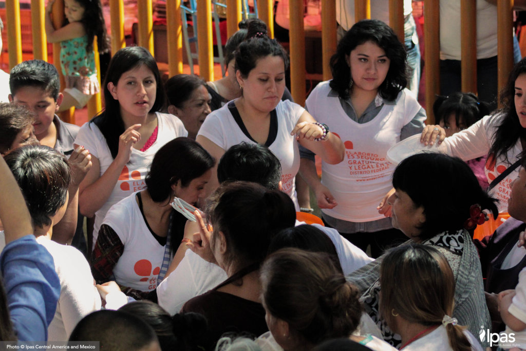 Reproductive freedom in Central America and Mexico