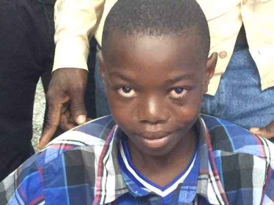 13 year old Patient given new sight