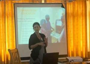 HCP Chief of Program Administration, Pamela Clapp