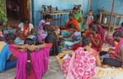 Tailoring classes to Women affected by Covid19