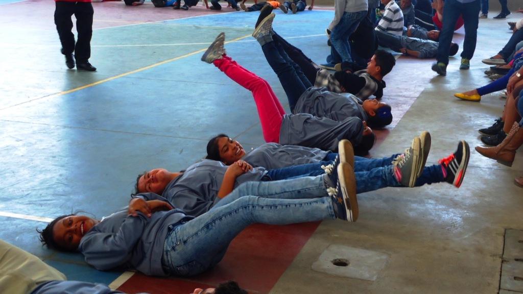 Teambuilding!