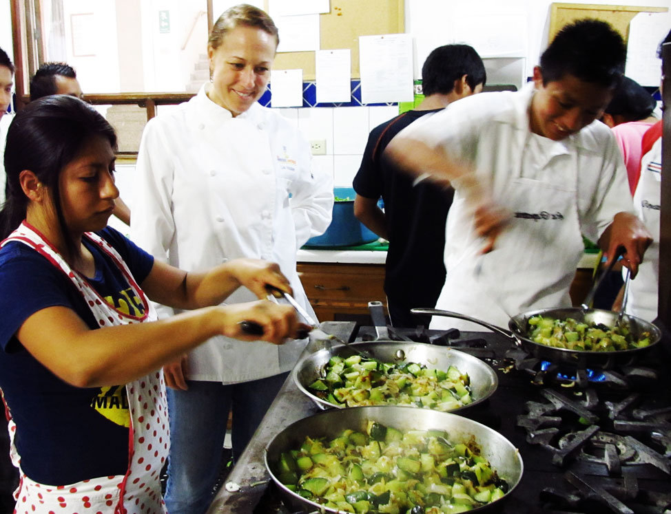 Cooking Class 1
