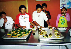 Cooking Class 6