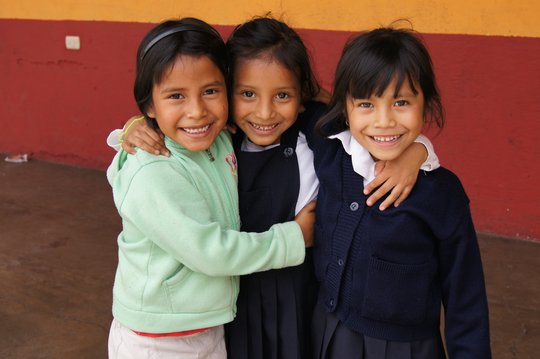 Education for Impoverished Guatemalan Youth