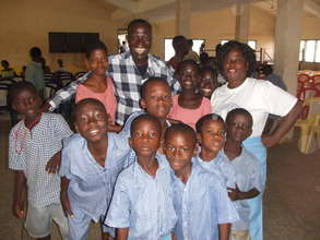 Help educate children with disabilities in Ghana