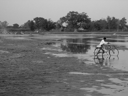 Not Enough Water This was taken at the Monsoon
