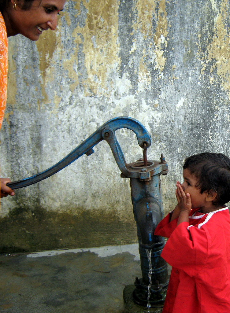 Water Pump One