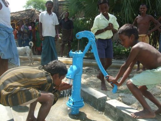 Clean Water for the children