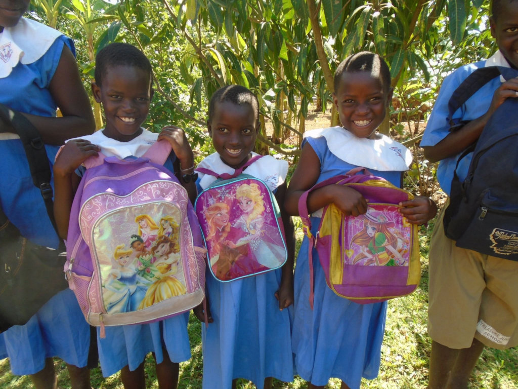Support Children Orphaned by HIV in Uganda