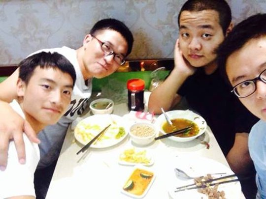 SEP reunion in Xining
